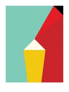 Summit (Art Print, 2013)