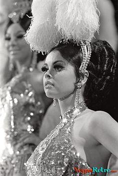 Tropicana Showgirl Debbie Lee