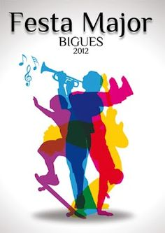 Poster for the Festival of Bigues