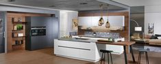 ewe50 Jubiläumsmodell 4 Küchen Design, Table, Furniture, Home Decor, Modern Kitchens, Medium, Stuff Stuff, Kitchen Modern, Interior Home Decoration