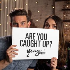 See this Instagram photo by @youngertv