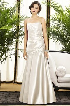 Dessy 2876 Bridesmaid Dress | Weddington Way