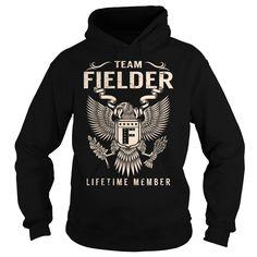 cool  Team FIELDER Lifetime Member - Last Name  Surname T-Shirt -  Teeshirt this week