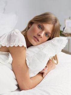 18c3abc72c21 Constance Jablonski Lounges in Zara Home s Spring Lingerie Collection. Zara  HomeКоллекция Нижнего БельяФитнес ...