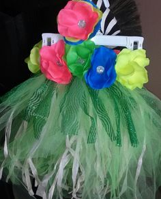 Hey, I found this really awesome Etsy listing at https://www.etsy.com/listing/198570259/luau-tutu-with-matching-headband