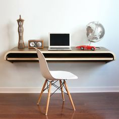 meuble secr taire contemporain en bois mural segreto molteni c design desk pinterest. Black Bedroom Furniture Sets. Home Design Ideas