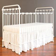 A true classic crib.