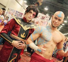 That cosplay tho ♥