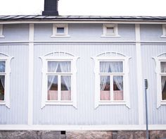 Jouluinen Vanha Rauma - In my ballerines Wooden Buildings, Heavy Metal Music, Finland, Anna, Architecture, Outdoor Decor, Ballet Flat, Arquitetura, Heavy Metal