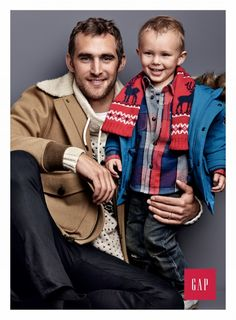 Gap Brings the Holiday Cheer with New Mens Styles