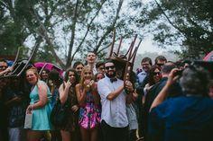 wedding downpour | still love wedding photography