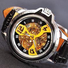 Steampunk Sport Watch