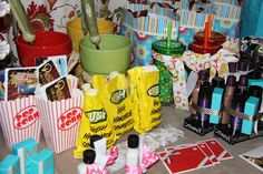 Favorite Things Party   -MUST do this!