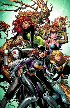 Aquila_della_notte Comics Collections: The NEW 52 Story: Birds of Prey [Parte 2]