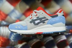 Asics Gel Lyte III - Asics shoes collection (Autumn 2014)