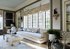 Pinterest Fuel: Elegant Living Rooms