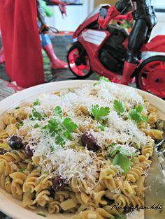 Ruokapankki: Italialainen maalaispastasalaatti