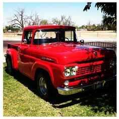 1958 Ford F-100 Pick-up