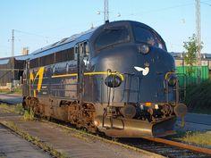NOHAB Dänische Staatsbahn