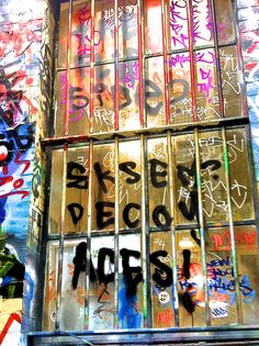 Hosier Lane | Changing young lives. Will you help? | Pinterest ...