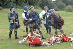 Battle of Prestonpans Re-enactment 2009 Images