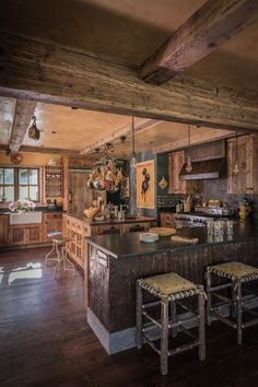 Tall Pony Ranch - Interior