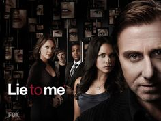 Lie to me.. wish they did more seasons. Loved this show especially Carl Lightman