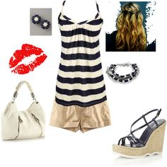 Navy Casual, created by wcatterton.polyvore.com