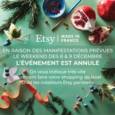 Made In France, Creations, Christmas Ornaments, Holiday Decor, Etsy, Shopping, Instagram, Parisians, Planner Organization