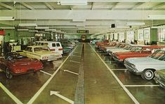 Nostalgia - Pics in Time. - Page 20 - The 1947 - Present Chevrolet & GMC Truck Message Board Network Retro Cars, Vintage Cars, Vintage Auto, Chevy Dealerships, Chevrolet Chevelle, Chevrolet Dealership, Cool Car Accessories, Car Advertising, Car Shop
