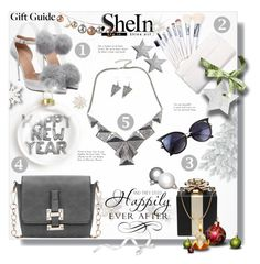 """""""Gift Guide"""" by sans-moderation ❤ liked on Polyvore featuring Kate Spade, DwellStudio and Dot & Bo"""