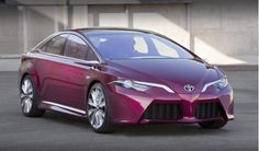 A new design for the Toyota Prius, coming our way in 2015?