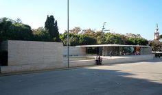 Mies van der Rohe, Barcelona Pavilion (reconstruction)