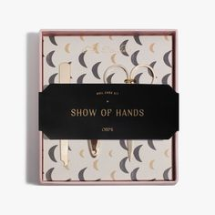 """""""Show of Hands"""" Nail Care Gift Set"""