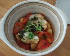 八时入席菜谱——番茄薯仔鳕鱼煲的做法 步骤7