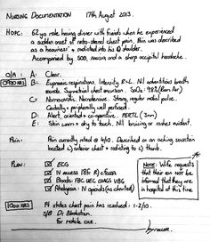 nursing progress notes example all things nursing pinterest