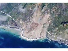 Big Sur Landslide 5/20/2017