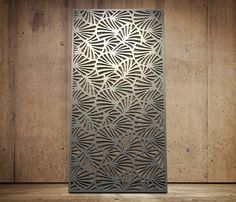 World | Miles and Lincoln | Laser cut screens | Laser cut panels
