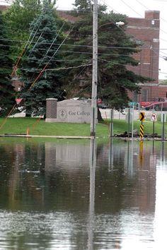 2008 flood photograph