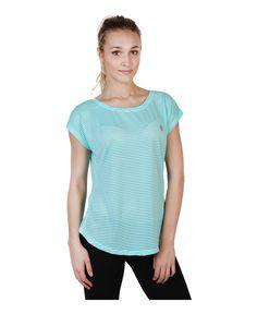 T-shirt donna  ELLE SPORT ES3118 Blu - Primavera Estate - titalola.com