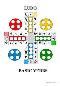 Ludo - basic verbs