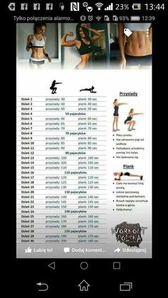 Personal Trainer, Health Fitness, Workout Plans, How To Plan, Bujo, Exercises, Anna, Image, Sports