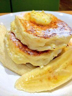 銀座でパンケーキ!フルーツたっぷりで幸せ気分になるお店7選 Souffle Pancakes, Fluffy Pancakes, Tea Time, Favorite Recipes, Sweets, Breakfast, Yum Yum, Ethnic Recipes, Diabetes