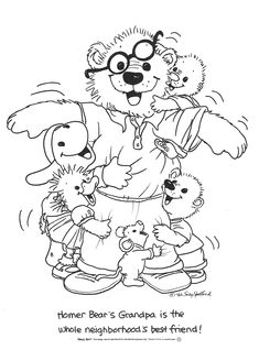 Coloring Page Suzys Zoo Suzys Zoo Pinterest Zoos Stamps and