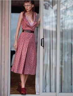 Iza Michalska Is Pretty In Pink ec6c21684c2