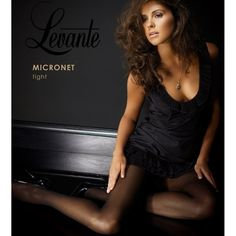 Levante Micronet Close Net, Fishnet Tights / Pantyhose