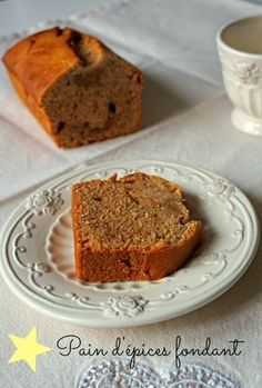 Pain d'épices extra fondant - Kuchen Desserts With Biscuits, Köstliche Desserts, Baking Recipes, Cake Recipes, Dessert Recipes, Food Tags, Low Calorie Recipes, Healthy Recipes, Sweet Recipes