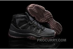 """https://www.procurry.com/air-jordans-11-matte-custom-all-black-shoes-for-sale-online-hot.html AIR JORDANS 11 """"MATTE"""" CUSTOM ALL BLACK SHOES FOR SALE ONLINE HOT Only $93.00 , Free Shipping!"""