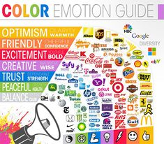 Psychology of colors in marketing - Color emotion guide