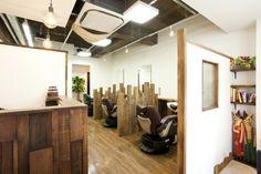 Irie 設計・デザイン実績 WHATS Inc./株式会社ワッツ 美容室サロンの設計・内装・デザイン